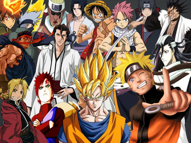 2013, Um Ano Pra Recordar Action%252520anime%252520characters%252520Wallpaper__yvt2