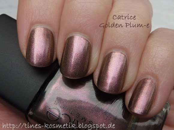 Catrice Feathered Fall Golden Plum-e 3