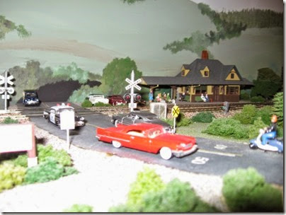 010 Dad's Layout on October 1, 2005