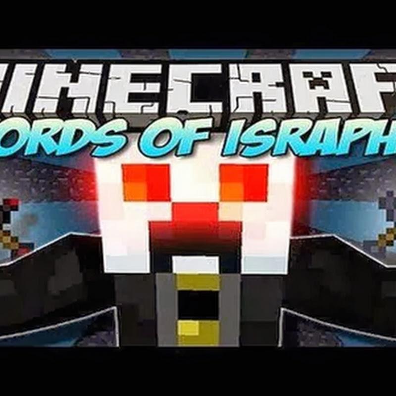 Minecraft 1.6.2 - Swords of Israphel Mod 1.6.2