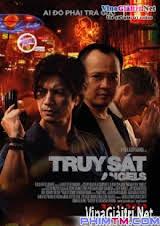 Truy Sát Dustin Nguyen 2012