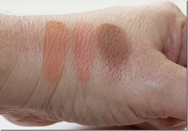 Sonia Kashuk Eye On Neutral Palette swatches 2