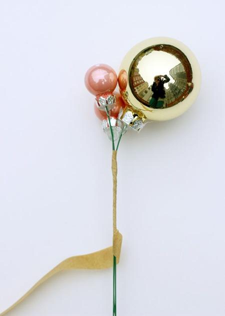 Semplicemente Perfetto DIY bouquet natalizio 06
