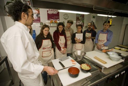 escuela de chef
