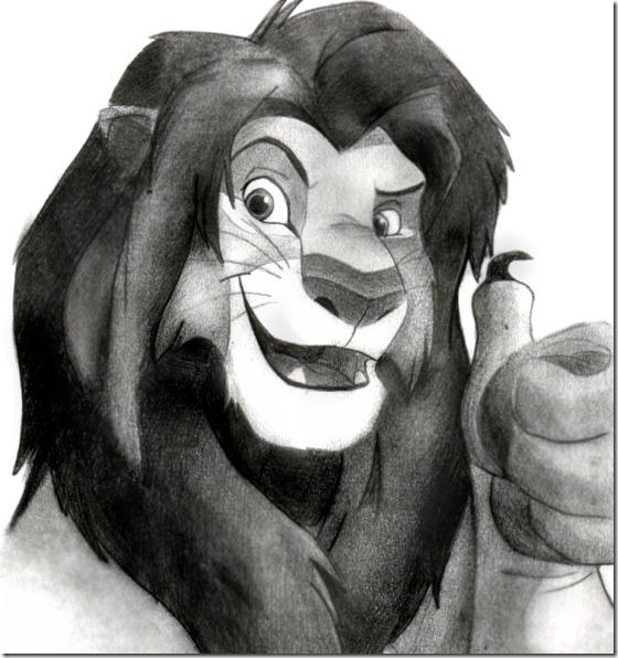 El Rey León,The Lion King,Simba (47)