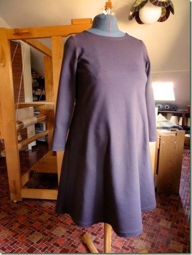 T-shirt Dress front