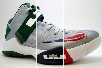 nike zoom soldier 6 tb grey green 0 01 4 x Nike Zoom Soldier VI Team Bank: Black, Navy, Green &amp; Red