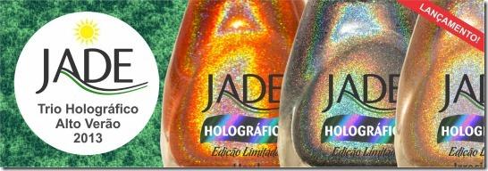 Jade trio holográfico