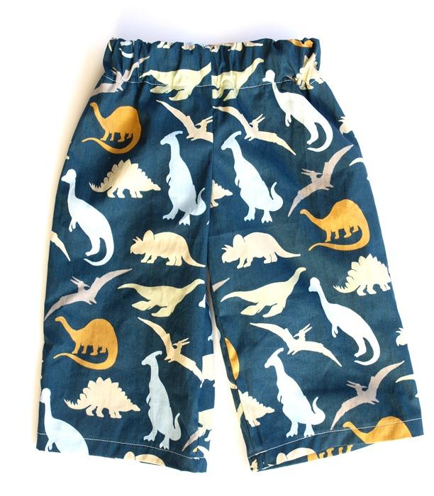 dino pants for O