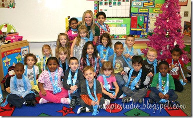 Kinder class party