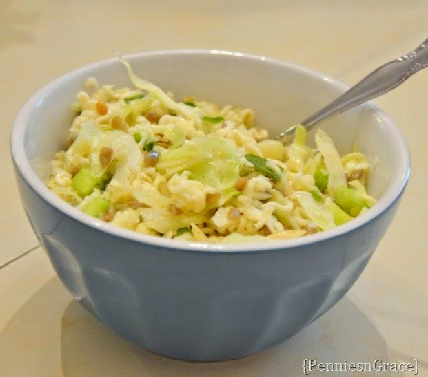 Oriental coleslaw (2)