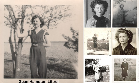 View Gene Hampton Littrell