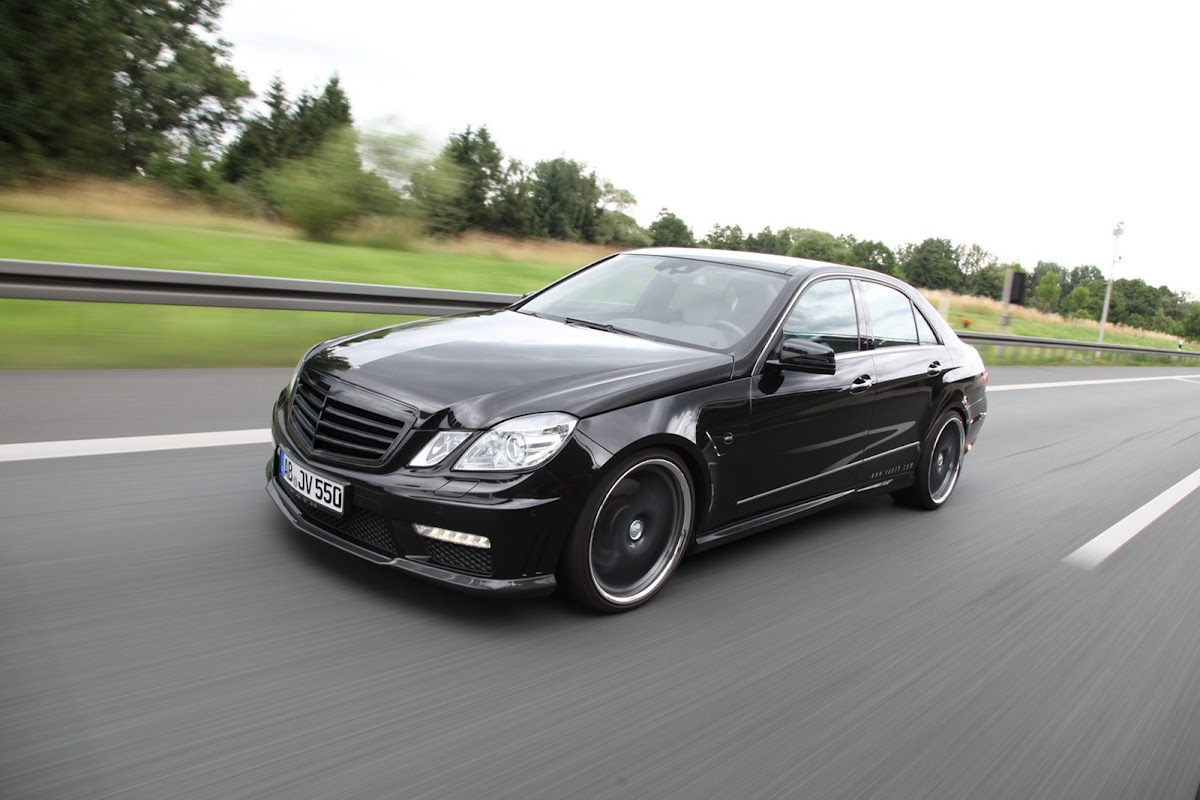 2009 Mercedes-Benz E 500 W 212 specifications, information, data ...