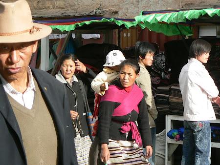 Tibet trip: Pilgrims in Lhasa