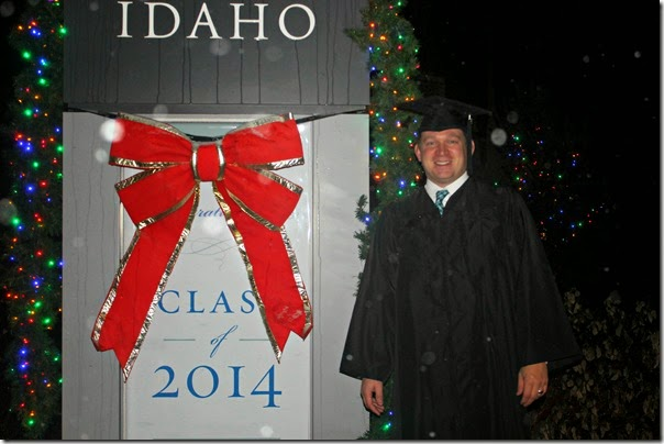BYU- Idaho Graduation
