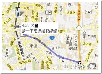 GoogleMap標注地點07