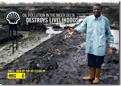 Shell Clean up Nigeria