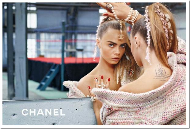 Campaña otoño invierno 2015 01 Chanel