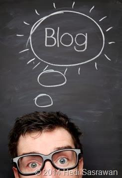 ide blogging