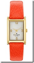 Kate Spade Cooper Gold Plated Watch