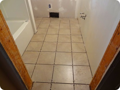 tile floor