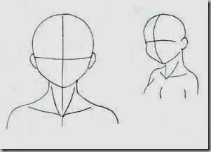 How to Draw For Beginners Step by Step - Neck