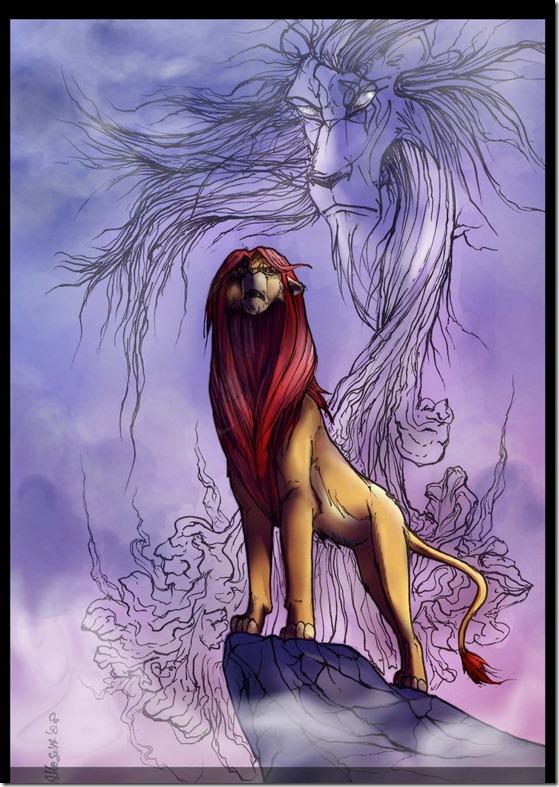 El Rey León,The Lion King,Simba (52)