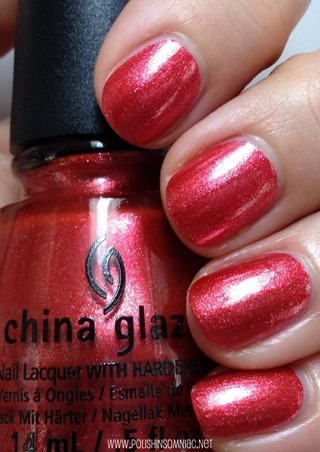 China Glaze Elfin' Around