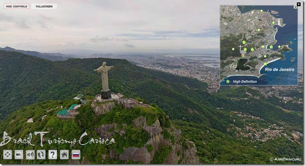 Tour Virtual - Rio