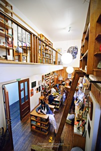 Mt Cloud Bookstore in Baguio City