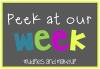 Peek at our Week