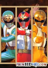 Super Sentai 17: Dairanger