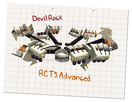 Devil Rock (RCT3 Advanced) lassoares-rct3