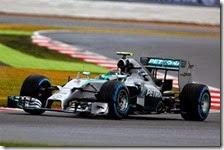 Rosberg ha conquistato la pole del gran premio di Gran Bretagna 2014