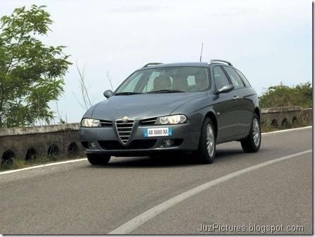 Alfa Romeo 156 Sportwagon 2.0 JTD10