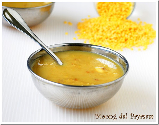 Moong-dal-payasam