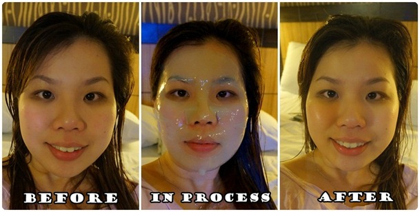 Baviphat Caviar Hydro Pure Gel mask