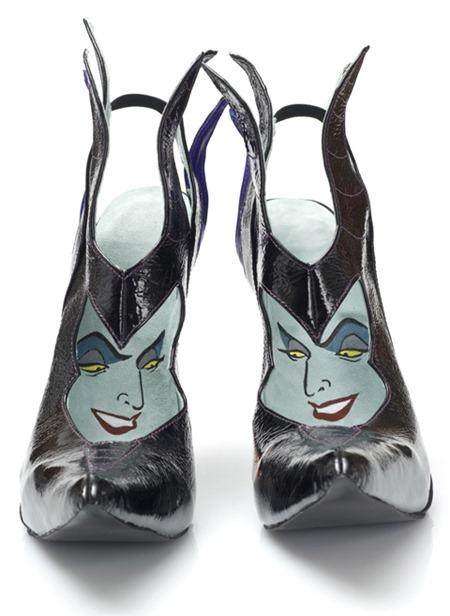 Sapatos vilãs Disney 03