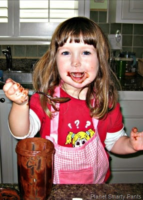 Easy Mousse Au Chocolat