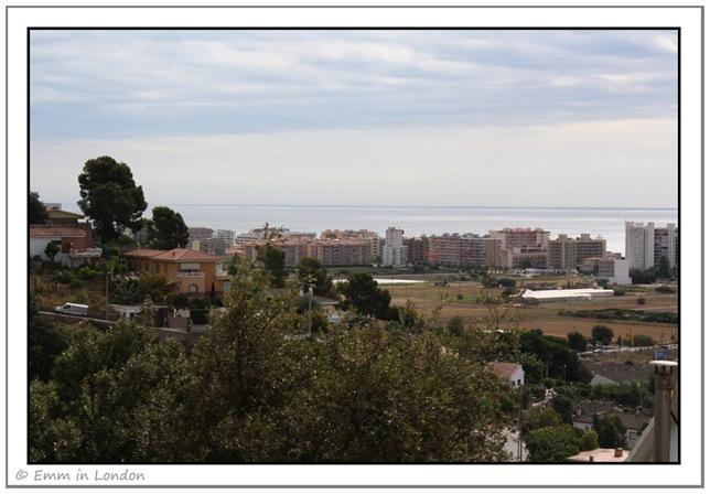 Views of Santa Susanna