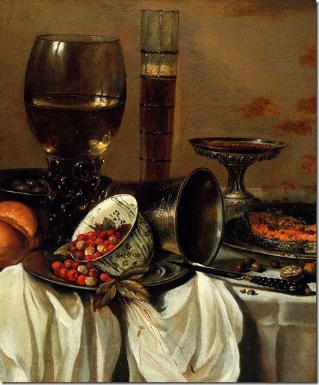 Pieter-Claesz-Still-life-with-drinking-vases