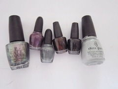 october nail polish, bitsandtreats