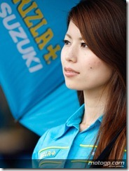 Paddock Girls Grand Prix of Japan 02 October 2011 Motegi Japan (10)
