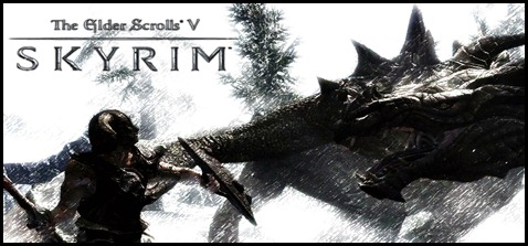 TES-V-Skyrim-Dragon-Widescreen-Wallpaper