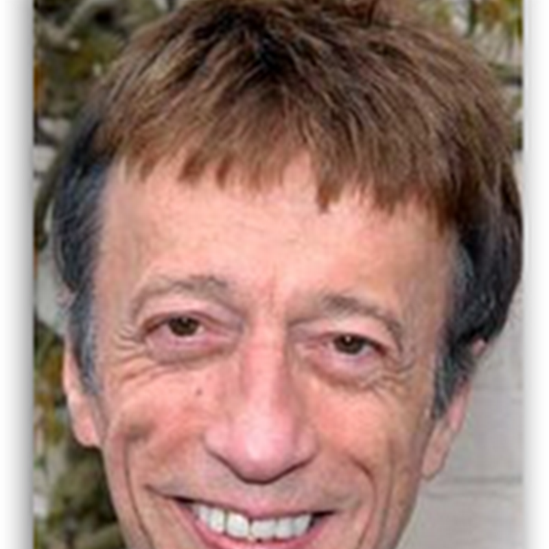 Robin Gibb of the BeeGees Suffering Liver Cancer