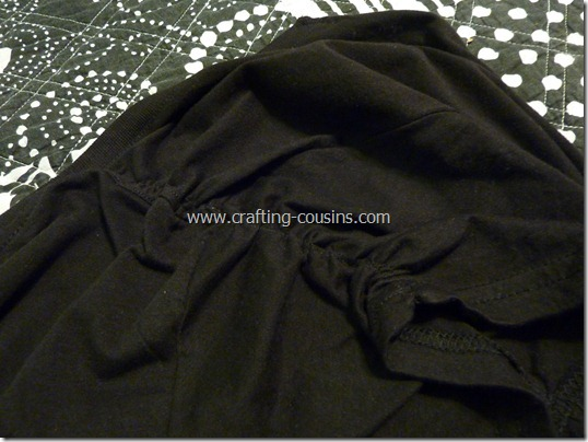 ruched sleeve cardigan (10)