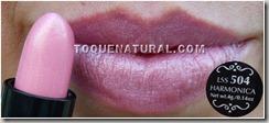 504 - NYX Round Lipstick - Harmonica boca1