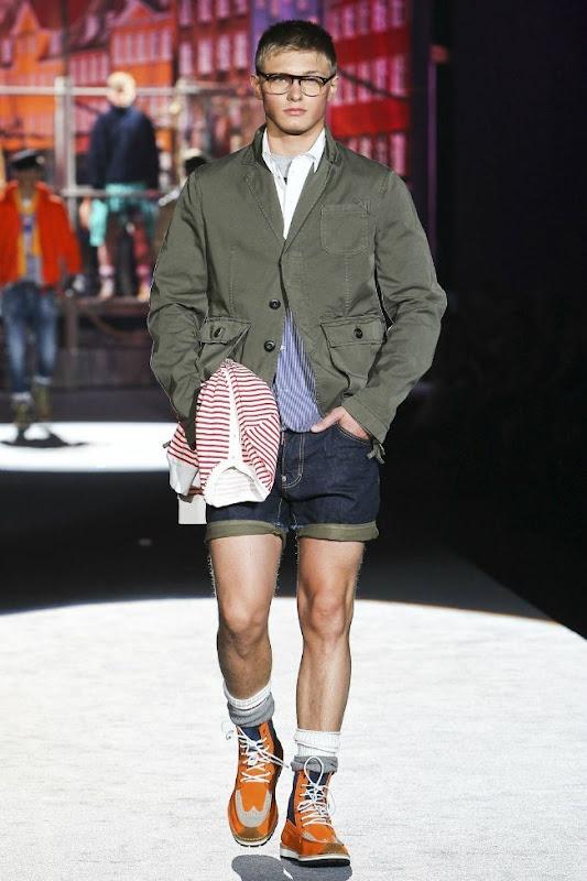 Milan Fashion Week Primavera 2012 - Dsquared² (37)