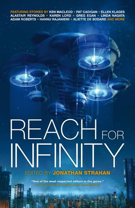Jonathan Strahan - Reach for Infinity