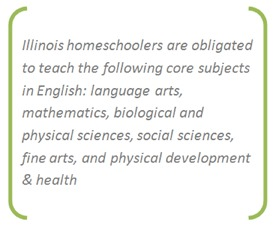 Homeschooling in Illinois - laws you need to know